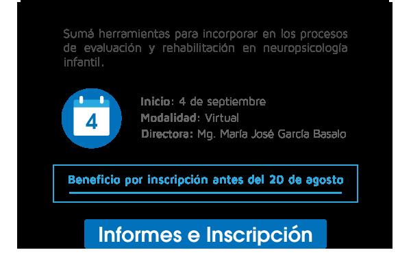 Informes e Inscripción