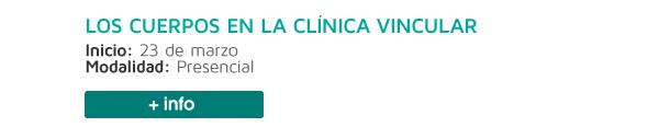 Los Cuerpos en la Clínica Vincular