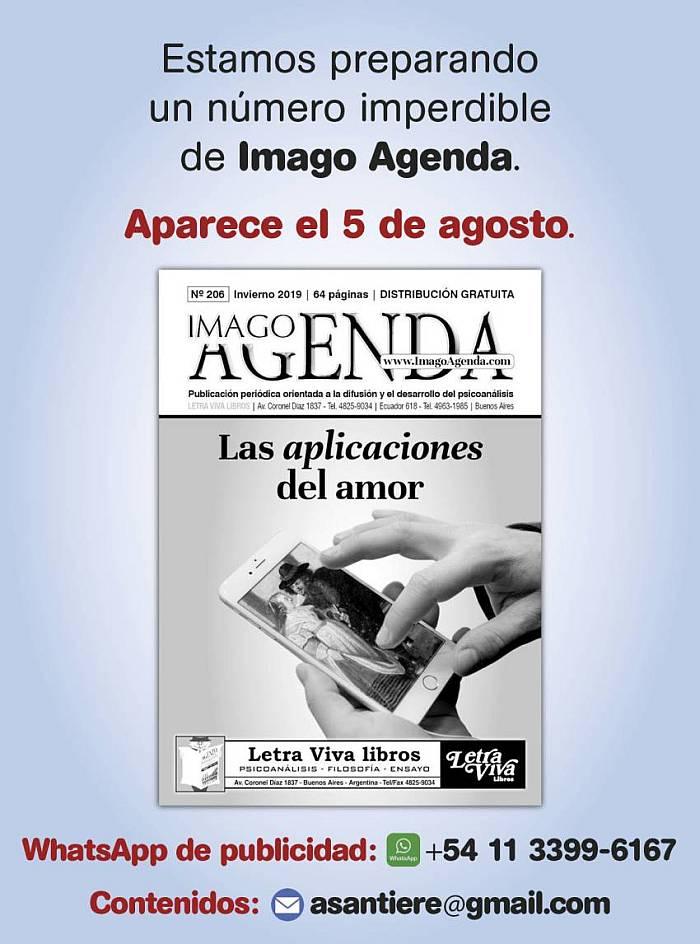 Revista Imago Agenda 206.